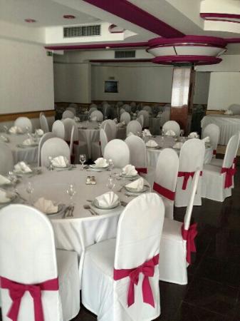 Hotel Villa Zarko : Banquet hall