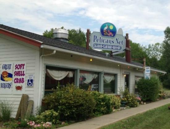 Pelican's Net Coastal Grille & Draught House: The Coolest Restaurant in Hammondsport