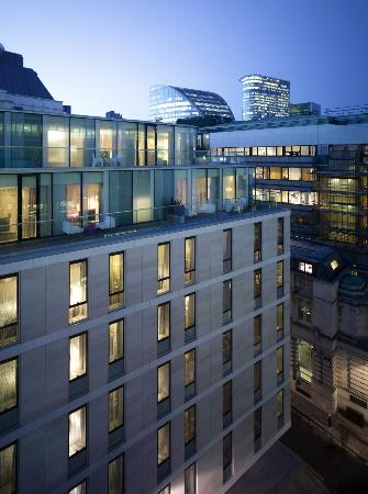 Apex london wall hotel updated 2018 prices reviews for Hotels 02 london