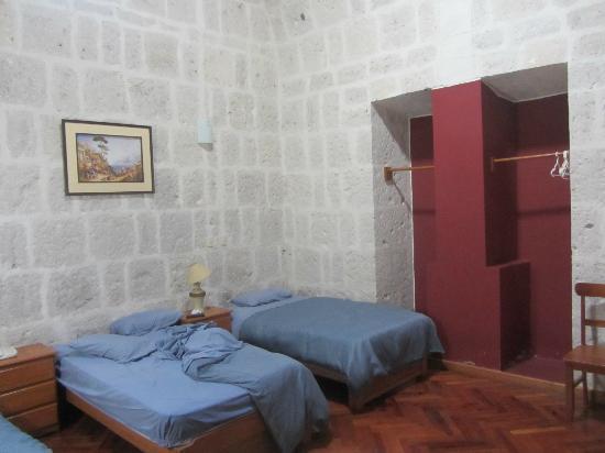 Hotel Casona Solar: room
