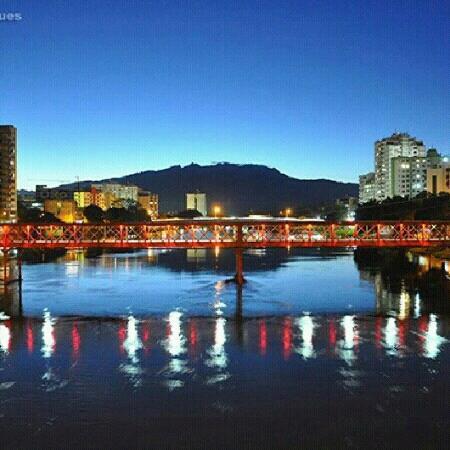 Resende, RJ: linda ponte velha....