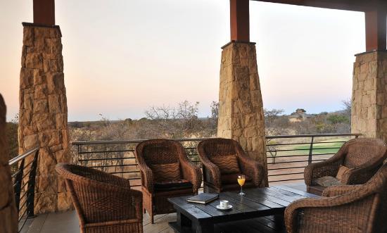 Euphoria Golf Estate & Hydro: Outside scenery