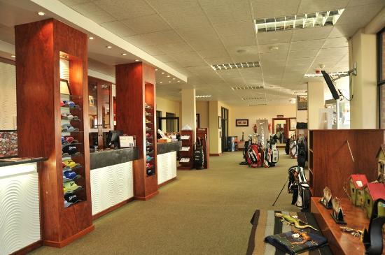 Euphoria Golf Estate & Hydro : Inside Euphoria