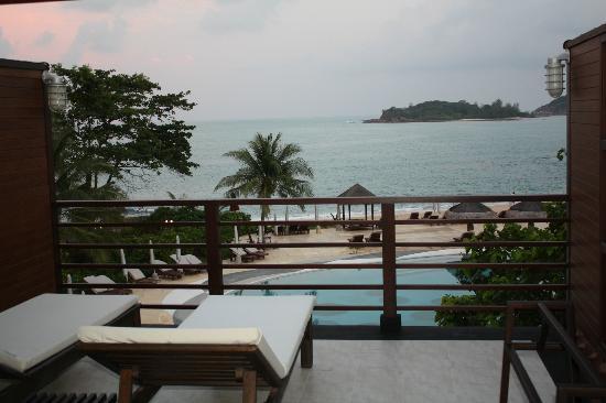 The Tongsai Bay: vue d'une chambre standard
