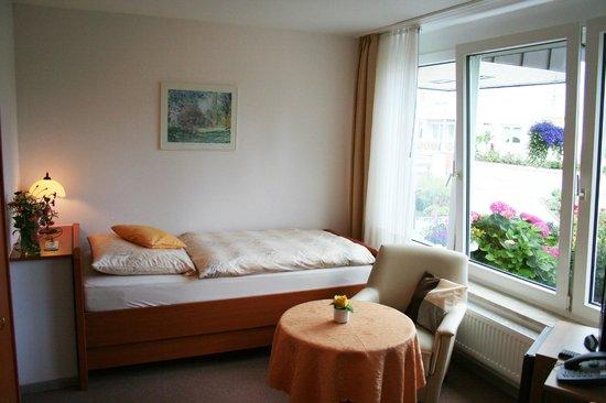 Hotel Villa Undine Grömitz: Einzelzimmer