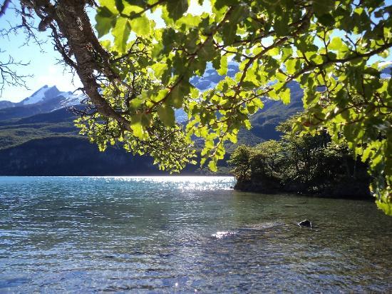 Aguas Arriba Lodge : Bahia Ivor