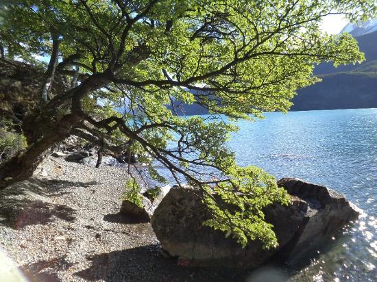 Aguas Arriba Lodge : Una de las playitas cercanas