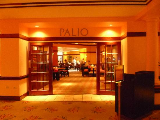 Sheraton Old San Juan Hotel : Palio, the restaurant where we ate breakfast