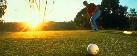 Domaine et Golf Vaugouard : Golf 2