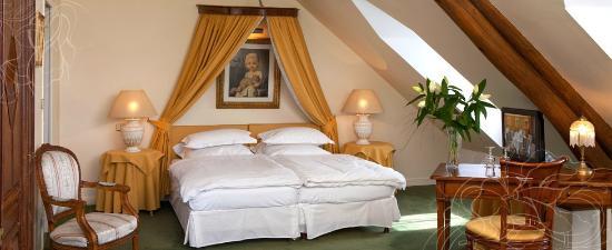 Domaine et Golf Vaugouard : Chambre dependance 2