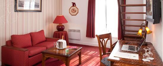 Domaine et Golf Vaugouard : Chambre dependance