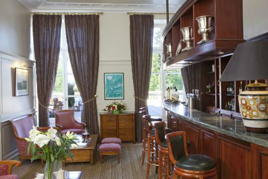 Domaine et Golf Vaugouard: Bar