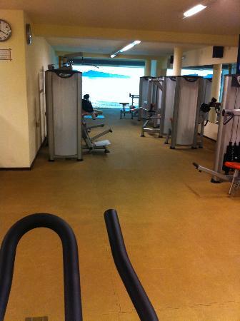 PortBlue Club Pollentia Resort & Spa : The gym