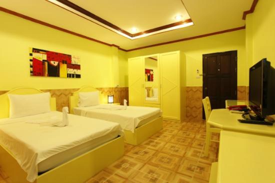 Amici Miei Hotel: twin deluxe room