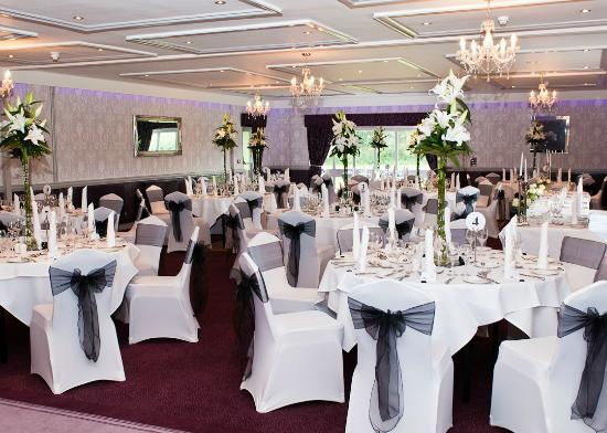Maesmawr Hall Hotel: Wedding Photos - August 2012