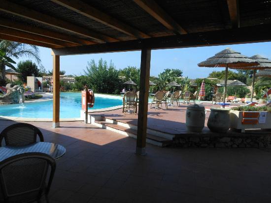 Eden Village Altura: piscina