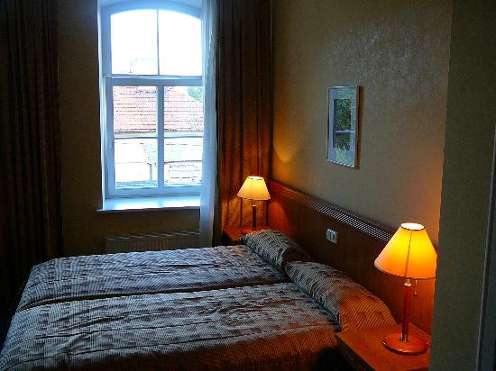 رينو هوتل: standard room 