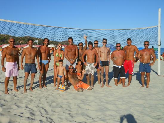 Eden Village Altura: beach volley!
