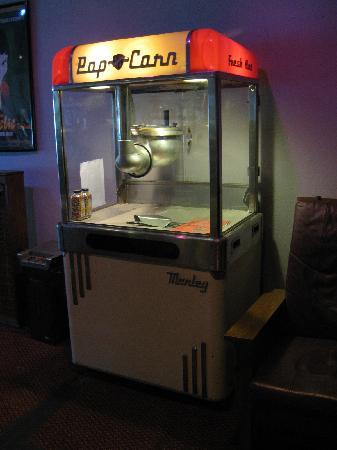 Al Ringling Theater Tours : Popcorn Machine