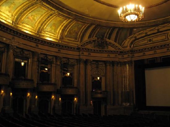 Al Ringling Theater Tour: Theater Interior