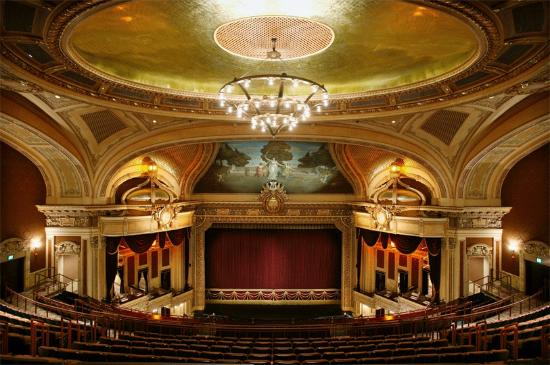 Hippodrome Theatre: View from House