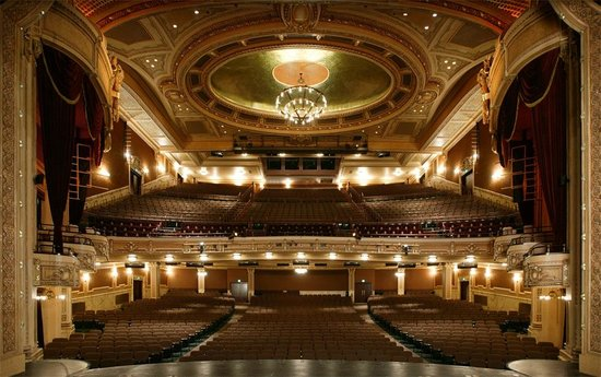 Hippodrome Theatre: View From Stage