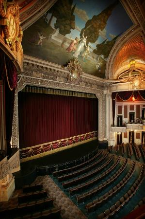 Hippodrome Theatre: View from side balcony