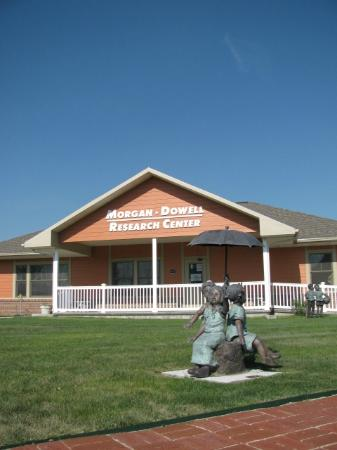 National Orphan Train Complex: The Morgan-Dowell Research Center.