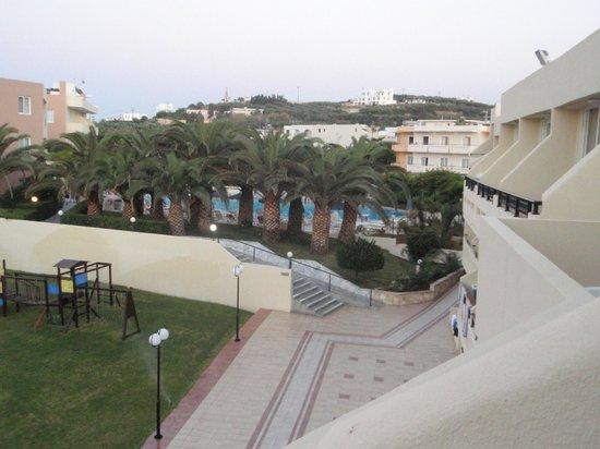 Atrion Resort Hotel: Θέα δωματίου!