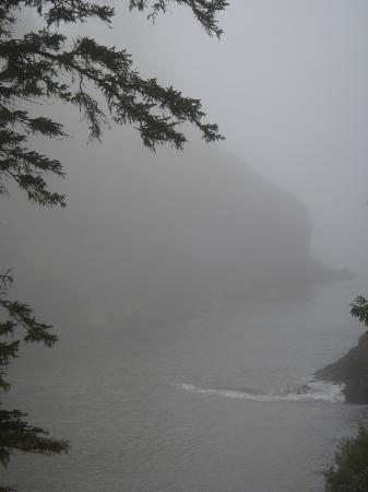 The Lewis And Clark National And State Historical Parks: Cape Disappointment Deadman's Cove