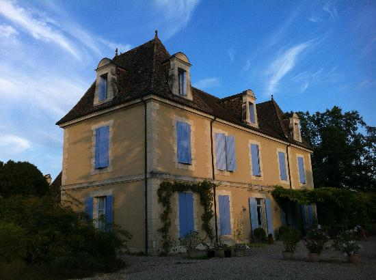Chateau Gauthie: chateau