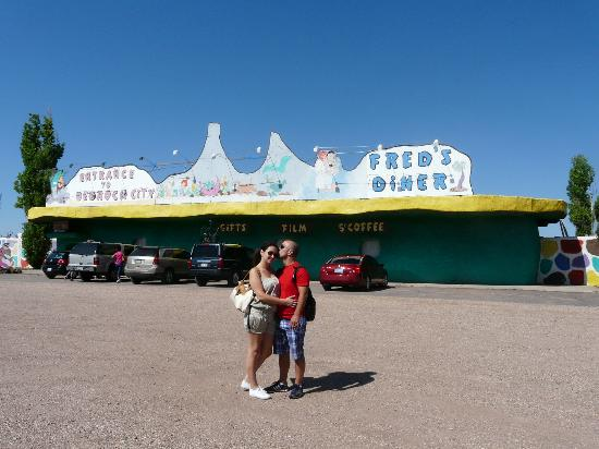 Flintstone's Bedrock City: 3