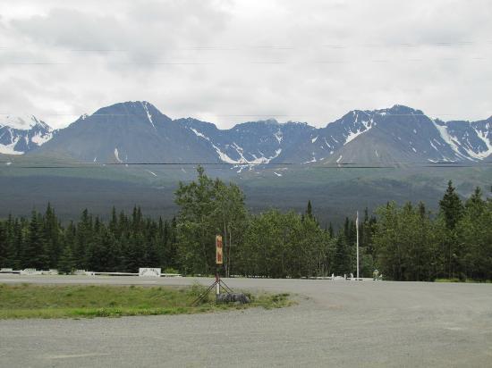 Mountain view bild von stardust motel haines junction for Mt vista cabina e motel