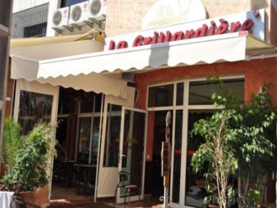 Restaurant La Grillardiere Lyon