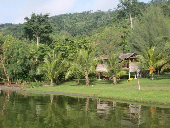 rainbow garden village guesthouse kumasi ghana