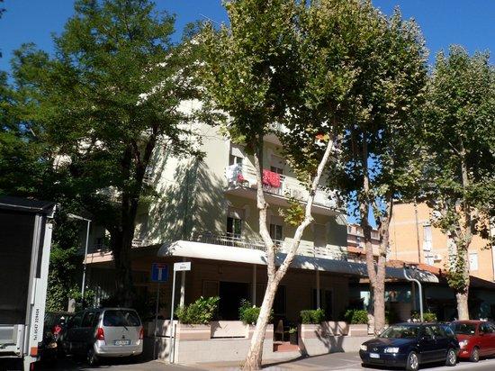 Hotel Sant'Elena : Facciata