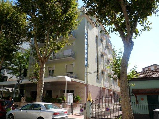 Hotel Sant'Elena: Facciata