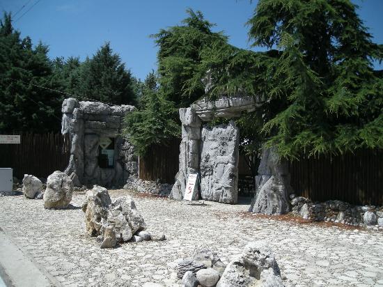 San Lorenzello, Italia: ingresso