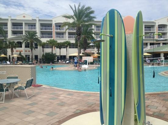 Holiday Inn Club Vacations Cape Canaveral Beach Resort: pool