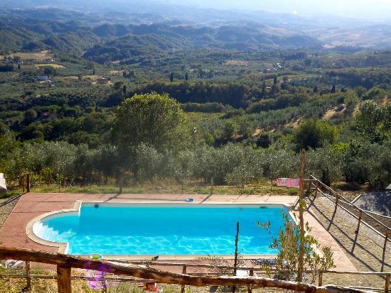 Azienda Agricola Agriturismo Il Moraiolo: piscina