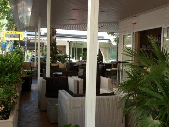 Hotel Sant'Elena: Dehor esterno
