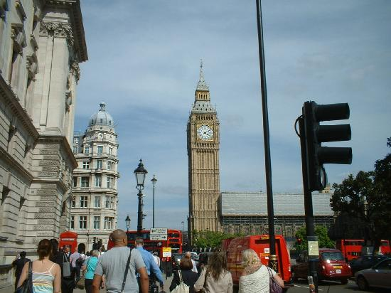 Londres, UK: Guess Where?