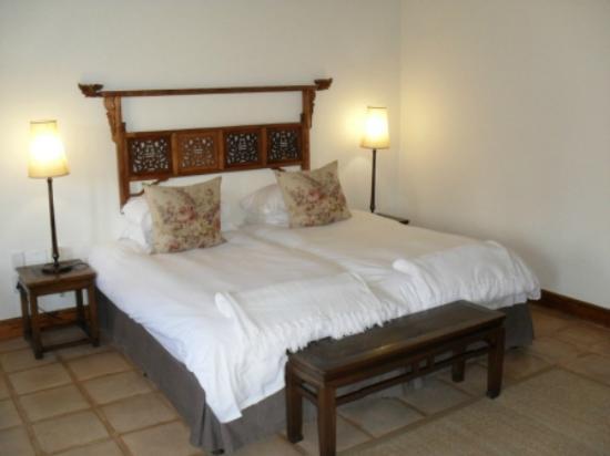 Spier Hotel: Bedroom