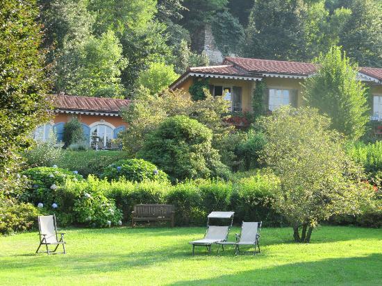 Park Hotel Villa Belvedere: Hotel and garden