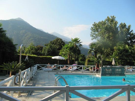 Park Hotel Villa Belvedere: The pool