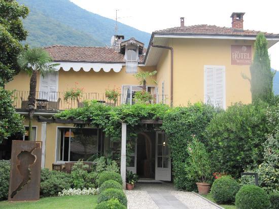 Park Hotel Villa Belvedere: Hotel entrance