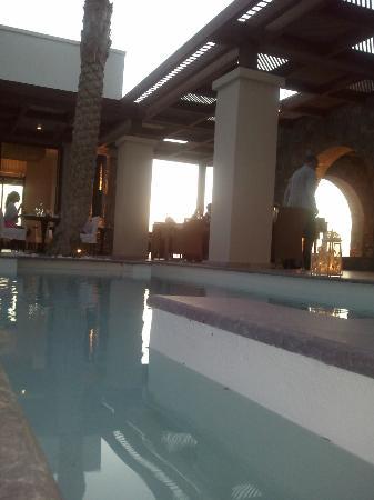 Amirandes, Grecotel Exclusive Resort : το κεντρικό εστιατόριο!!
