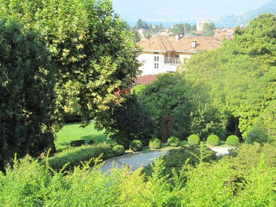 Park Hotel Villa Belvedere : View from our room