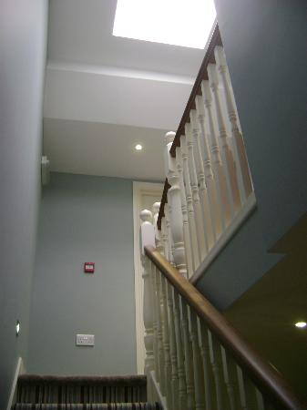 Lynwood House: Stairs - Scale