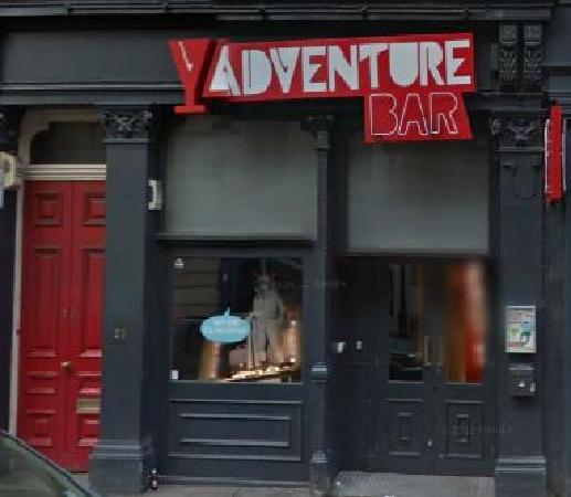 G Chicken Adventure Bar Adventure Bar, London ...